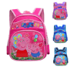 Children Student School Cartoon Bag Backpack for Wholesale