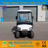 Zhongyi Brand 2 Seater Electric Golf Car with Rear Box