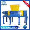Pnss Double Shaft PP Jumbo Bag Waste Steel Rubber Shredder
