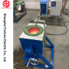 Medium Frequency Manual Tilting Induction Melting Furnace /Oven