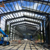 Large Span Prefabricated Light Steel Frame Structures Warehouse