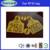 Livestock UHF RFID Animal Ear Tag with Square
