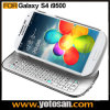 Clavier bluetooth sans fil de Removable pour Samsung Galaxy S4 I9500