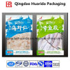 Three Side Seal Plastic Frozen Sea Food Packaging Bag, Sea Food Pouch