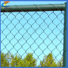 PVC Coated Chain Link Fence for Stadium