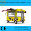 Double Shelter Fresh Food Truck for Small Vendors with Ce Certificates