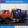 HOWO/Dongfeng 6X4 10tons Roll off Garbage Truck 20tons Hook Lifting Garbage Truck for Sale