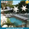 Hot Sale Pool, Wedding Party Decoration Inflatable Stars with LED Light for Sale