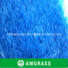 Blue Plastic Grass Decorative Astro Turf