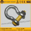 U. S G 2130 Bolt Safety Type Drop Forged Anchor Shackle
