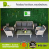 Top Quality Synthetic Rattan Outdoor Garden Furniture Cornor Sofa Set