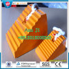 PU Truck Wedg, /Wheel Chock, Rubber Deceleration Strip