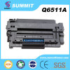 Printer Consumables Compatible Wholesale Toner Cartridge for HP Q6511A