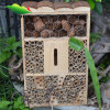 Wholesale China New Design Bamboo Bee House in Outdoor