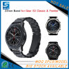 Luxury 22mm Stainless Steel Watch Band for Samsung Gear S3