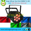 LED Stage Mini PAR/7PCS*10W RGBW Quad Stage Lighting PAR Can