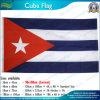 Polyester Screen Printing Cuba Flag (B-NF05F09087)
