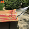 Color Stripe Patio Swing Quilted Hammock