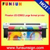 High Resolution! Wide Format Phaeton Ud 3206q Inkjet Digital Solvent Printer with 6 PCS Spt 510 35pl Heads