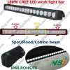 30inch 180W LED Light Bar Spot 4X4 Offroad 4WD LED Truck Light Boat Ute Car Lamp Nsl-18018c-180W