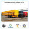 Truck Semi Trailer of 3 Axles Stake Truck From Supplier