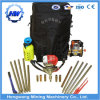 Hand Held 15-20m Depth Backpack Sampling Drill Machine