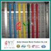 High Quality D W Pale PVC Coated Metal Picket Palisade Fence
