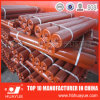Quality Assured Red Color Rubber Conveyor Belt Roller Conveyor Belt System Huayue