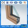 Golden Electrophoresis Aluminium Alloy Extrusion Profile