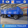 30t-50ton Full Trailer, 3 Axles 40 Ton Full Semi Trailer