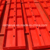 Painting Steel Formwork for Concrete Building/Floor