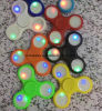 Amazon Hot Selling Finger Toy LED Fidget Spinner Hand Spinner for Adhd Anxiety Autism Stress