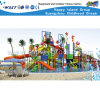 Cheap Small Kids Water Park Aqua House (HD-6301)