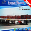 on Sale 40FT Container Flatbed Semi Trailer