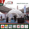 Geodesic Dome Garden Transparent Tent with Clear PVC Fabric for Parties