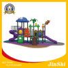 Animal World Series Children Outdoor Playground, Plastic Slide, Amusement Park GS TUV (DW-005)