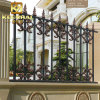 Decorative Color Coated Aluminum Garden Fence for Security