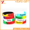 Custom Silicon Bracelet for Promotion Gifts