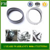 5.75 Inch Visor Style Headlamp Trim Ring for Harley motorcycle
