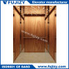 Villa Elevator with Wooden Decoration
