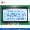 Small Customized Miniature LCD Display Grey Backlight