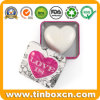 3.5 Oz Square Metal Soap Tin Box for Wedding Gifts