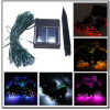 Solar Powered String Light 33FT 11meters 60LED Solar Fairy Light String for Garden, Outdoor, Home, Christmas Party