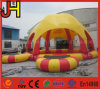 Inflatable Swimming Pool with Tent for Sale