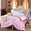 Self-Fabric Piping Down Comforter on Sale