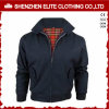 Fashion Navy Blue Wholesale Warm Bomber Jacket (ELTBJI-25)
