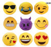 Wholesale Emoji Plush and Stuffed Kid Toy for Promotional Gift