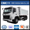HOWO A7 10 Wheeler 371HP Dump Truck 20cubic
