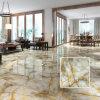 3D White Glazed Polished Porcelain Ceramic Floor Tile From China