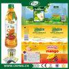 PVC/Pet Material Shrink Sleeve Label for Plastic Bottle